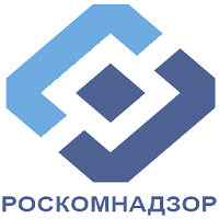 Лого Роскомнадзора