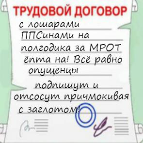 Договор с ППС
