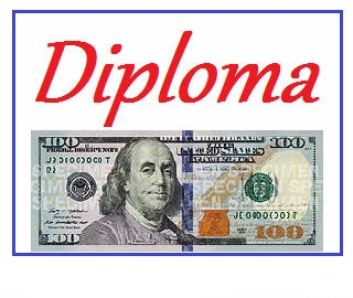 Bought Diploma